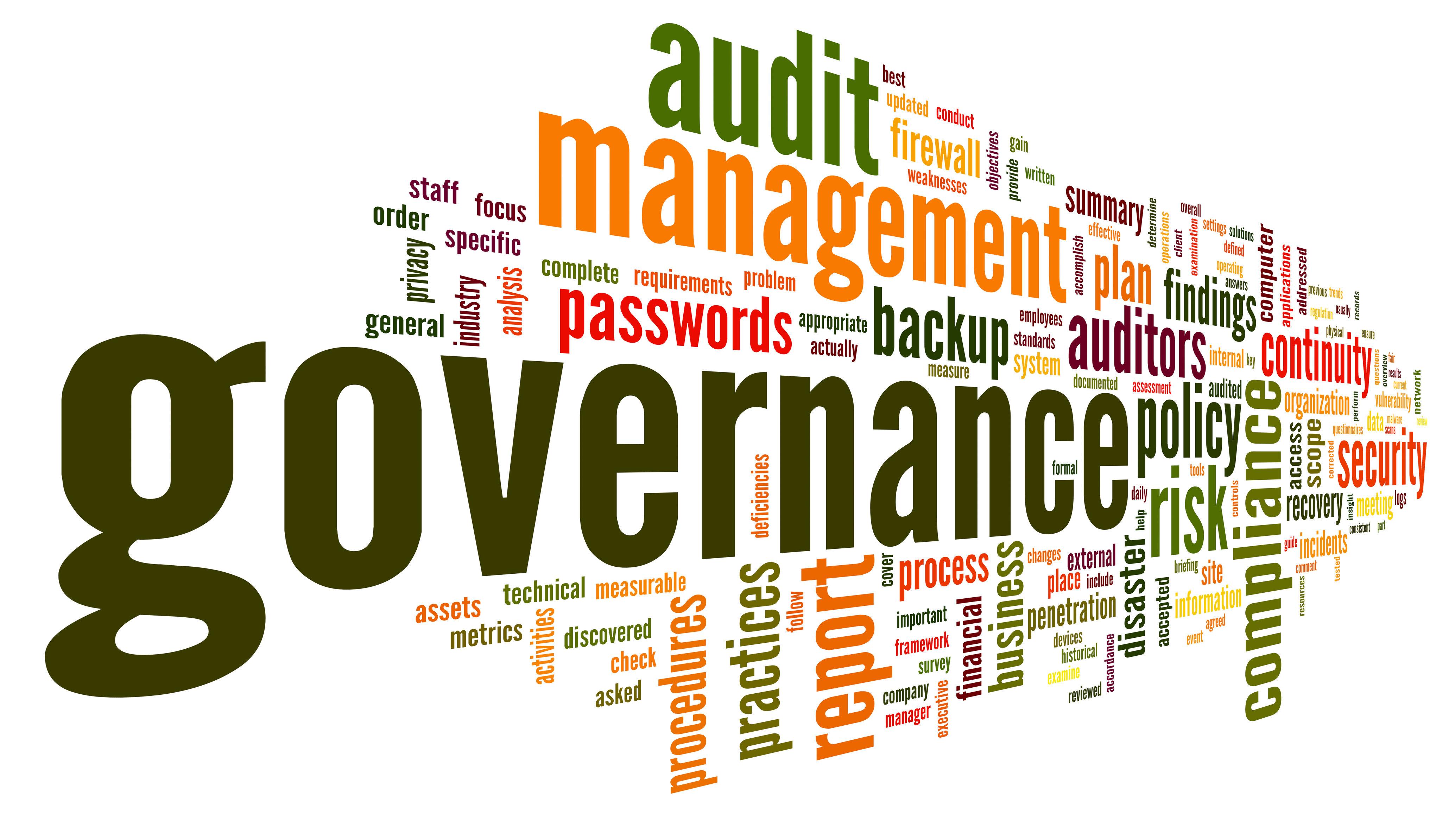 حوكمة تقنية المعلومات It Governance أساس النجاح نحو تحول رقمي ناحج مدونة منذر اسامة